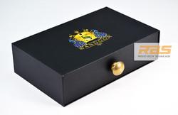 Luxury Watch Box with drawer model manufacture sivakasi