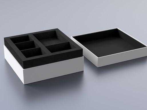 Packaging Interior design