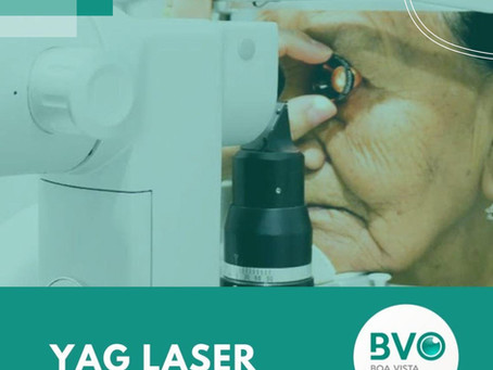 O que é Yag Laser?