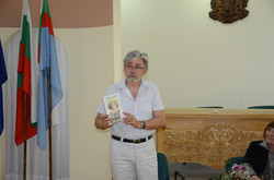 Мартен Калеев за Татяна Лолова