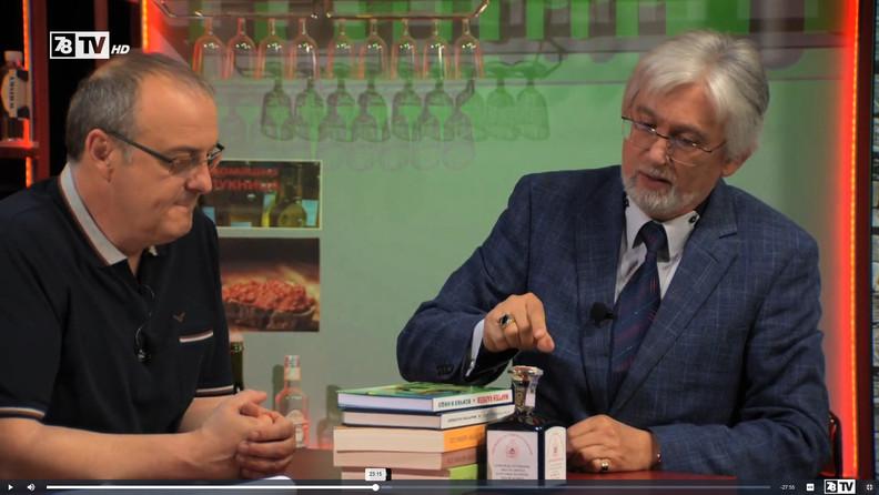 Мартен Калеев и Краси Радков говорят за духовете в бутилката.