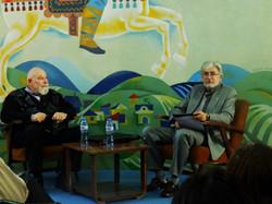 Мартен КАлеев и Владимир Зарев