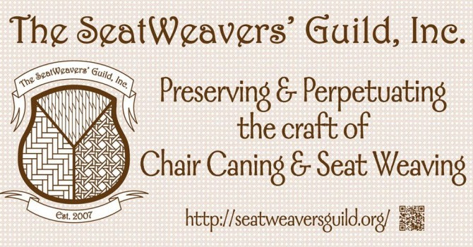 The SeatWeavers' Guild Trademarked Name!