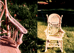 Wicker Repair
