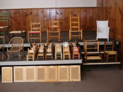 "2011 ""Chair Seating Through the Ages"""