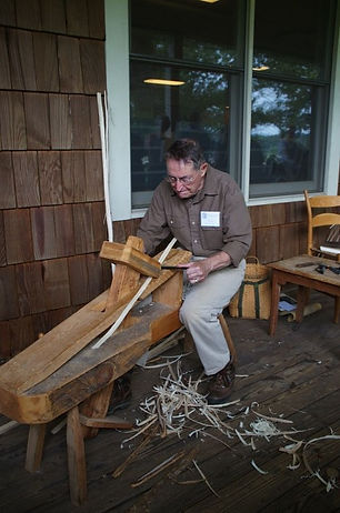 2013 Roger Belanger oak splint demo