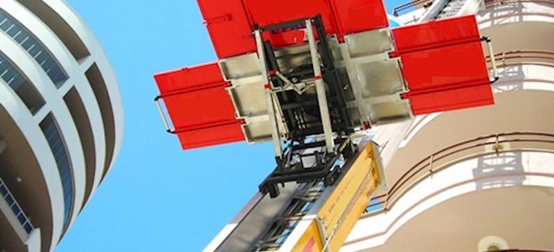 Alanya Evden Eve Nakliyat Asansörlü taşima sistemi