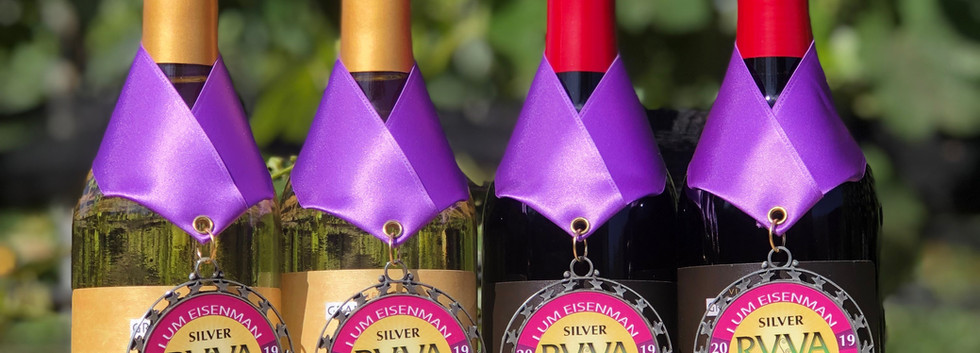 Gold Medial Winners in San Diego, Ramona County