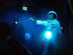 Yo-Yo Astronaut