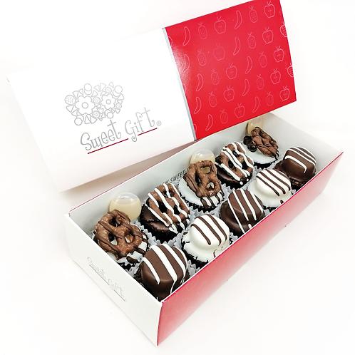 Caja 10 Bocados - Pretzel