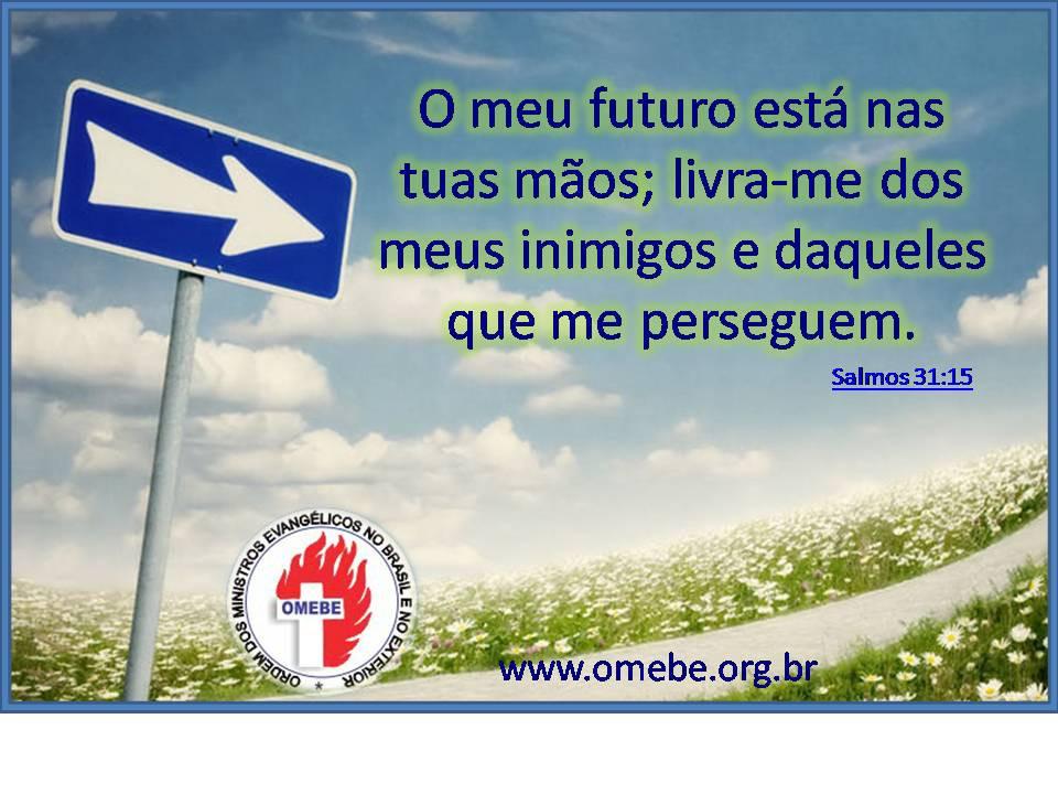 Salmo 31:15