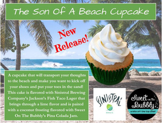 New Release - The Son Of A Beach Cupcake