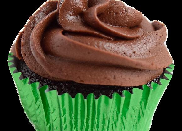 Michelle's Hot Chocolate Cupcake