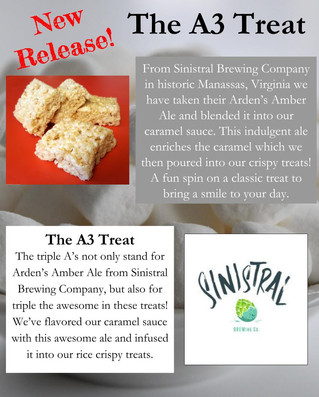 New Release - The A3 Treat