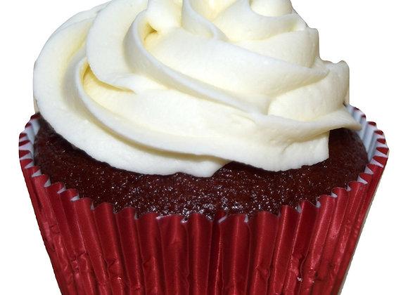 McClendon's Red Cupcake