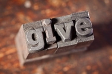 #Give