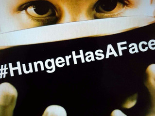 #Hungerhasaface....a Snapchat Challenge