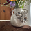 Thumbnail: Floral Vessel // Handbuilt Vase