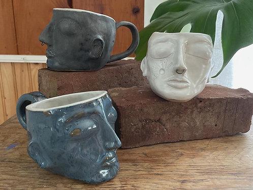 Andromeda // Figurative Tea Cup