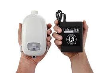 מכשיר CPAP אוטומט ניידTranscend