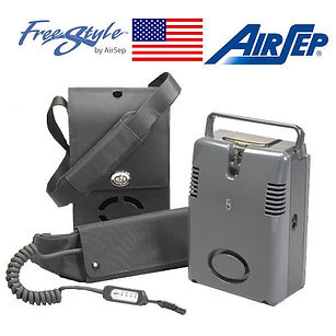 מחולל חמצן נייד 1-5 ליטר בדקה דגם: FREE STYLE 5