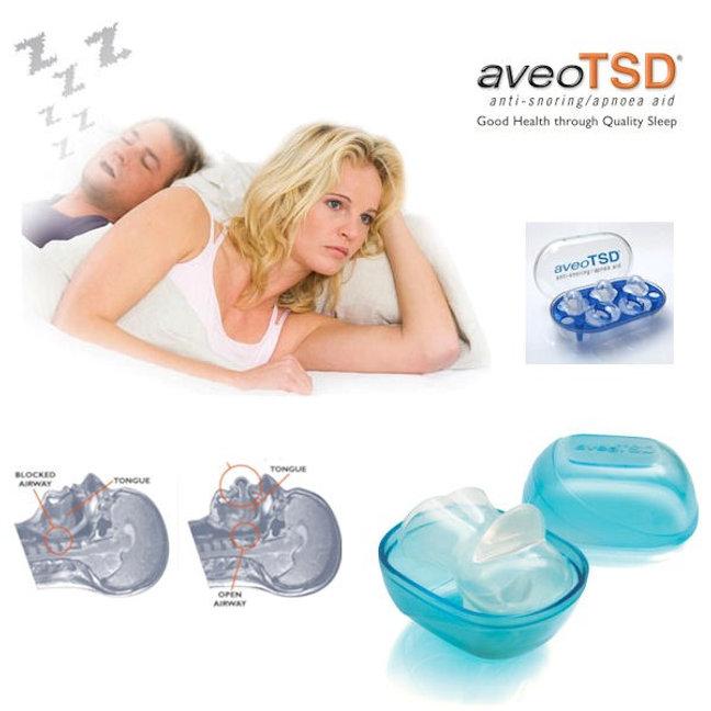 פתרון לדום נשימה בשינה מקבע לשון- מונע נחירות