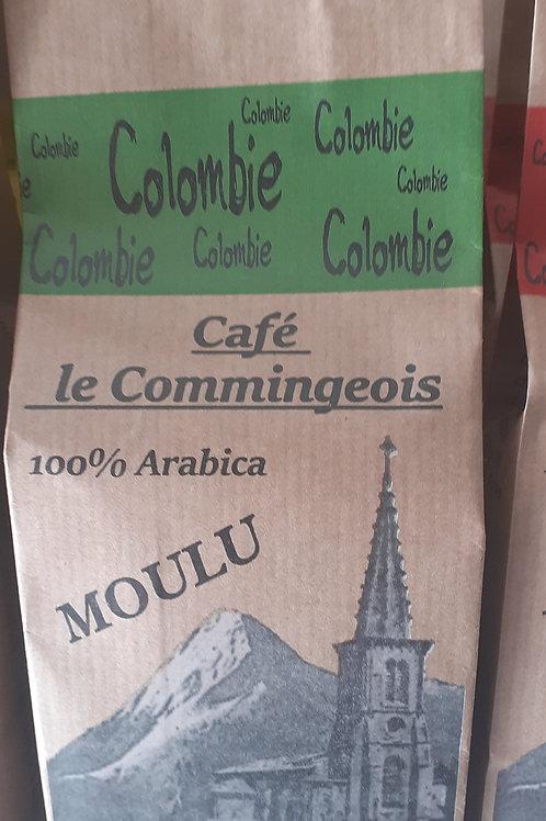 Café Colombie Café le Commingeois