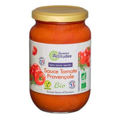 Sauce Tomate Provencale bio Saveurs Attitudes