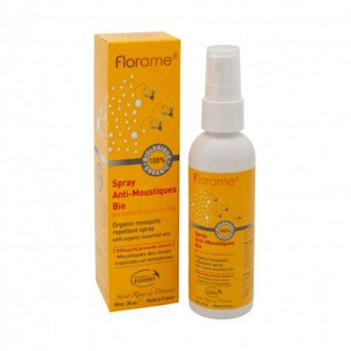 Spray Anti-Moustiques Vêtements 90ml - FLORAME