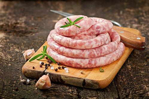 Saucisse fraîche La Ferme du Cassagnaou
