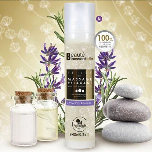 Huile de massage relaxante La boutique d' Angélique Produits fredericM