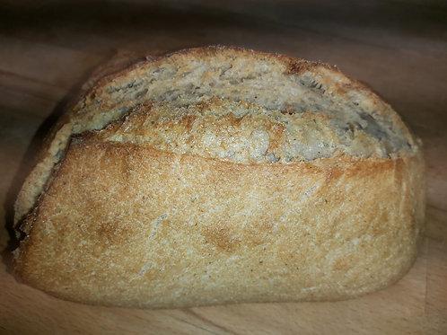 PAIN DE CAMPAGNE BIO 500 gr Le pain de l'Oustal