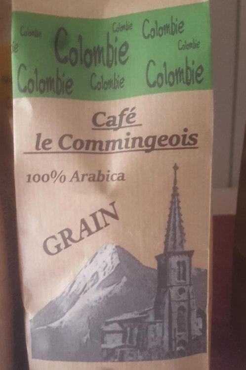 Café Colombie grain Café le Commingeois