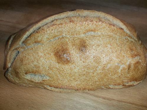 PAIN COMPLET  BIO 500 gr Le pain de l'Oustal