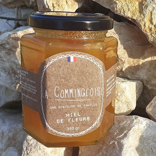 Miel de Fleurs La Commingeoise