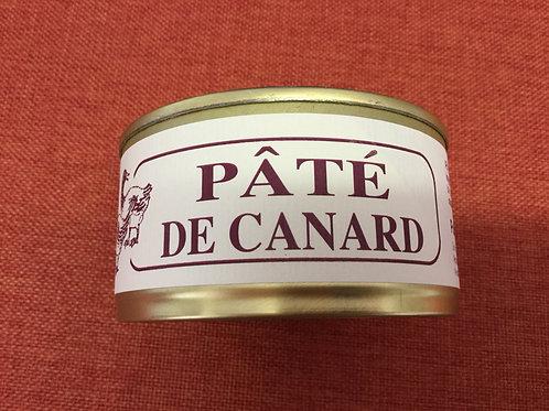 Pâté de canard nature 180 gr La Ferme du Coudin