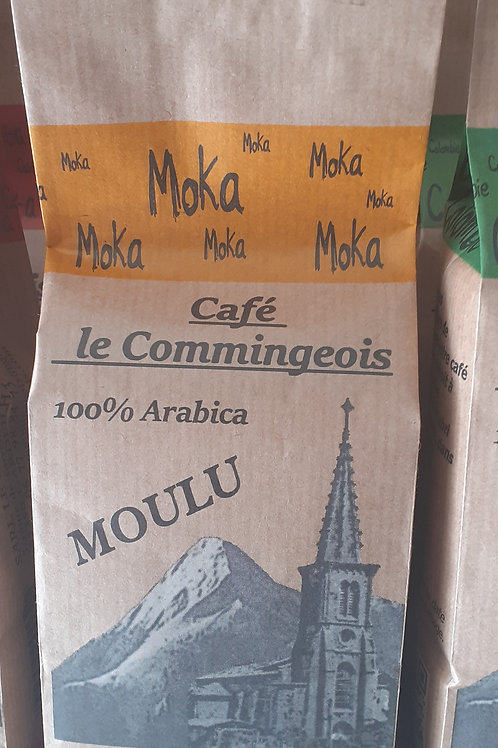 Café Moka Café le Commingeois