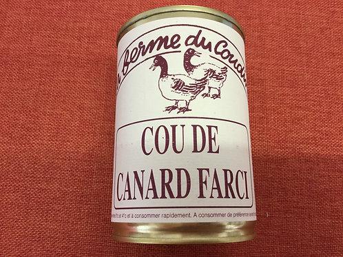 Cou de canard Farci 250 gr La Ferme du Coudin