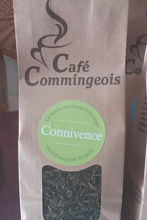 Thé Connivence Café le Commingeois