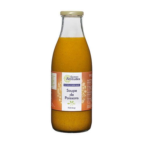 Soupe de Poisson à la Provençale Saveurs Attitudes