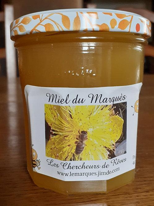 Miel de Printemps Le miel du Marques