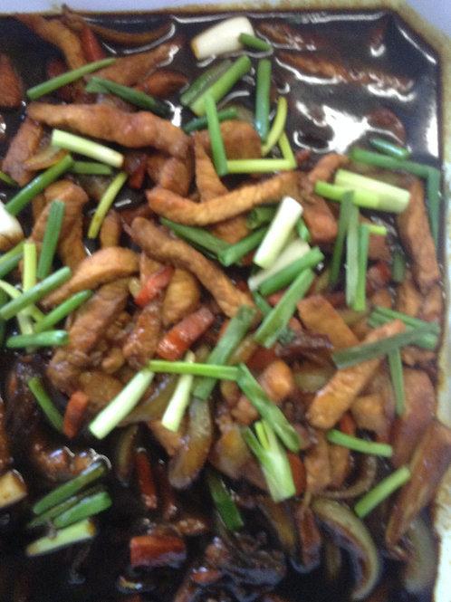 Porc Lok Lak Chez May Traiteur Thaïlandais