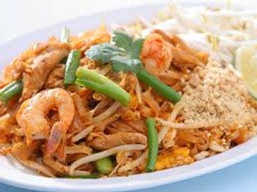 Pad thaï crevettes Chez May Traiteur Thaïlandais