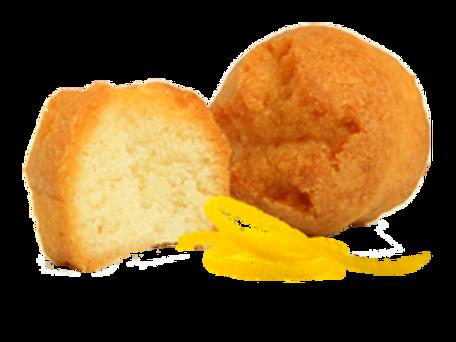 Moelleux au citron sans gluten Bio Filigree