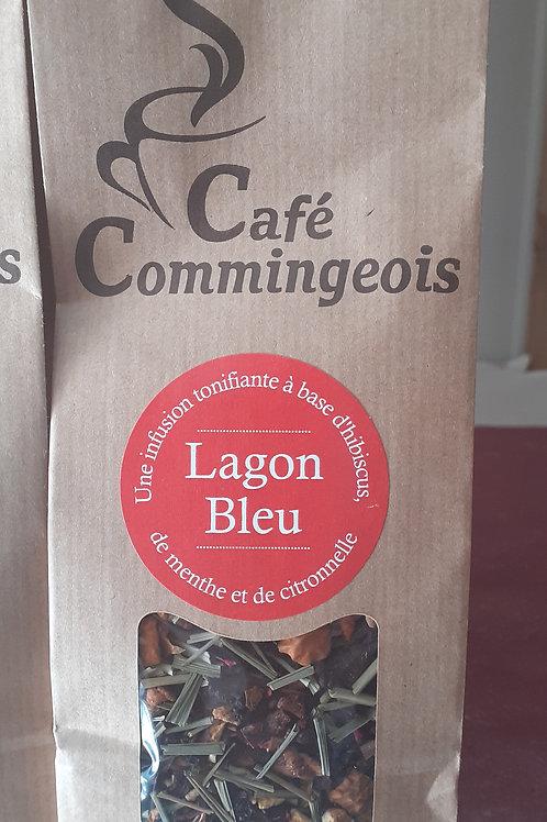 Infusion Lagon Bleu Café Commingeois