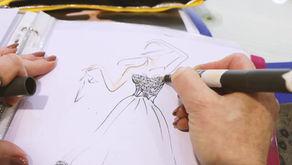 Collezione 2022 Nadia Orlando Couture; passione,storia ed arte si fondono in un unico concept.