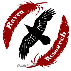 Raven Research Logo