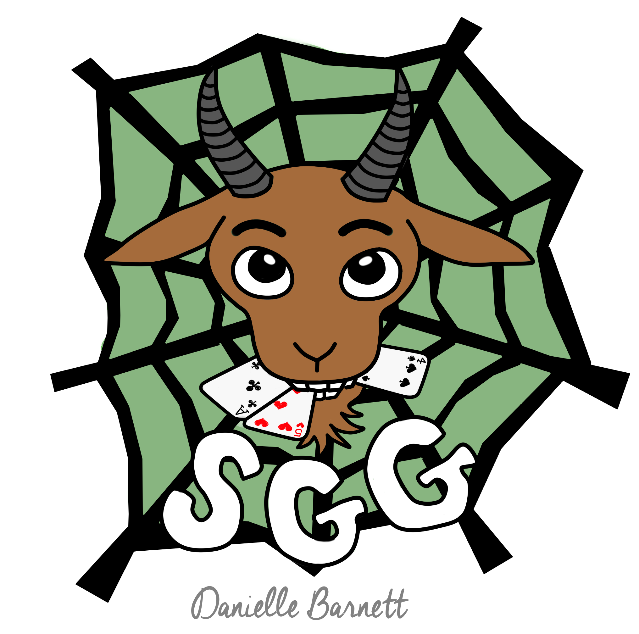 Spider Goat Games Logo