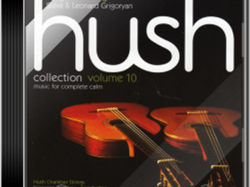 Hush volume 10 - Songs With Strings