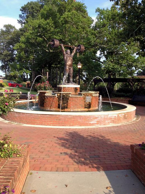 Paul Anderson Memoria Park